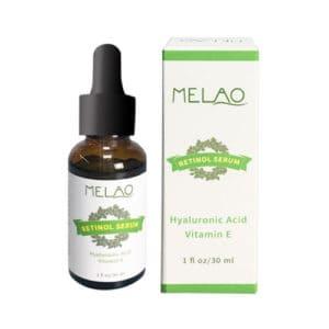 In dit flesje van 30 ml zit retinol serum voor de huid en dan met name het gezicht.