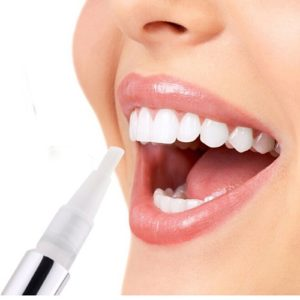 Dit is een teeth whitening pen