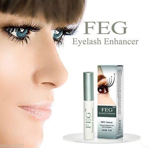 Deze FEG wimper serum zorgt ervoor dat u binnen een korte tijd veel vollere wimpers krijgt.