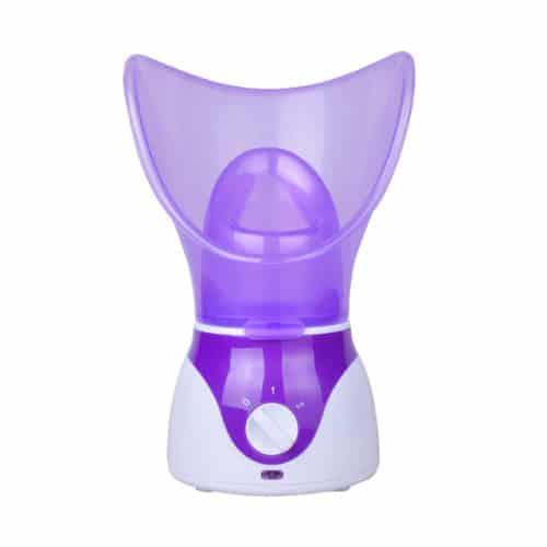 Deze gezichtsstomer is makkelijk in gebruik en voor iedereen geschikt die thuis een stoombehandeling wil ondergaan.