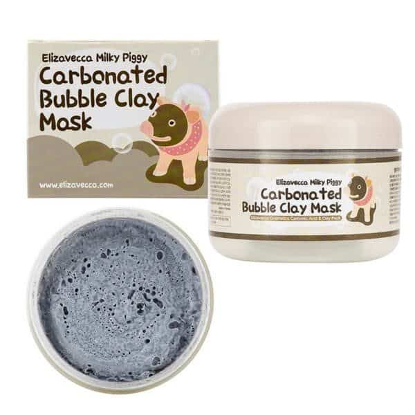bubble clay mask kopen online, beste carbonated bubble clay mask, milk piggy mask, goedkoop bubble clay mask.