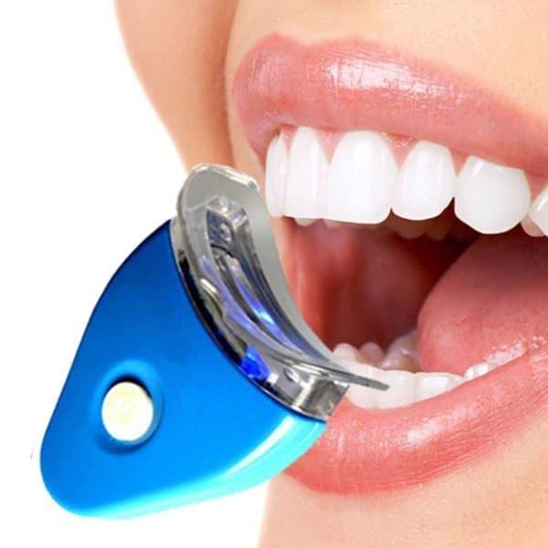 Tandenbleekset - tanden bleken - witte tanden