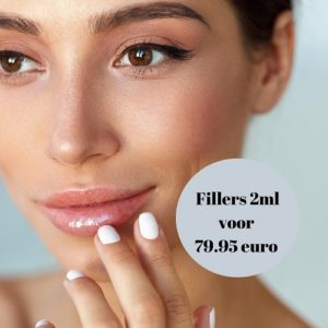 Lippen filler behandeling zonder naald