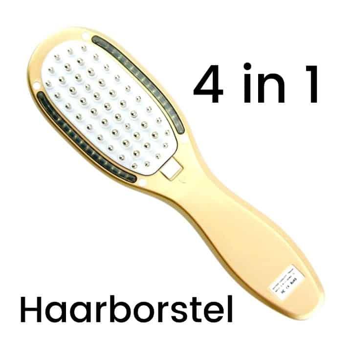 Dit is een led photon massage haarborstel om u haar te verzorgen. Dit is een elektrische haarborstel met vele verzorgende functies. Stimuleert haargroei en ontvet haar.