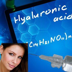 Op deze foto wordt een gezicht van een vrouw afgebeeld die haar gezicht behandeld met hyaluronzuur fillers 2 ml - fillers - kaaklijn fillers - fillers voor meer volume in het gezicht