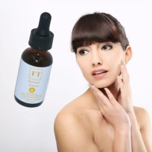 Retinol serum 30 ml van Facial Treat - hyaluronzuur serum - jojoba olie