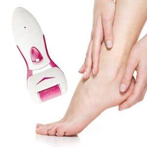 Elektrische voetvijl - eelt verwijderen voeten
